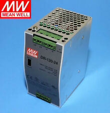 Mean Well 120W 24V (DR-120-24) UL Certified Power supply, From USA