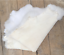 1PCS-WHITE-Rabbit-Skin-Real-Fur-Pelt-for-Animal-Training-Crafts-Fly-Tying-LARP thumbnail 6