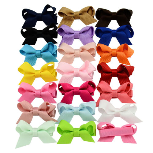 20pcs//lot 8 Inch Large Cheer Bow w// Elastic Hair Band Cheerleading Boutique