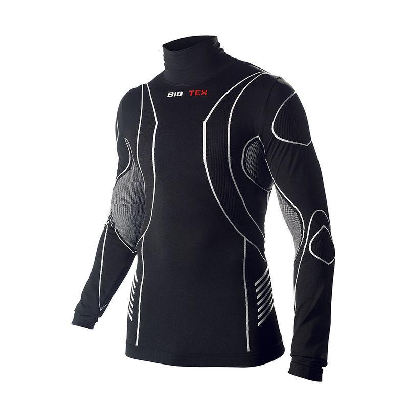 BIOTEX Camiseta interior BIOTEX BIOFLEX WARM COMPRESION CUELLO ALTO size M-L XL