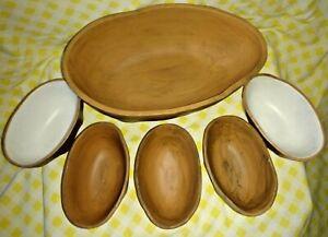 6- Ed Langbein Potato Bowl Italian Mid-Century Museum Art
