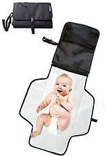 Fasciatoio portatile per cambiare i pannolini e vestiti del bambino