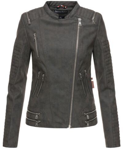 en veste cuir veste Dame Akikoo automne printemps biker transition synthétique marikoo xwCUOqf