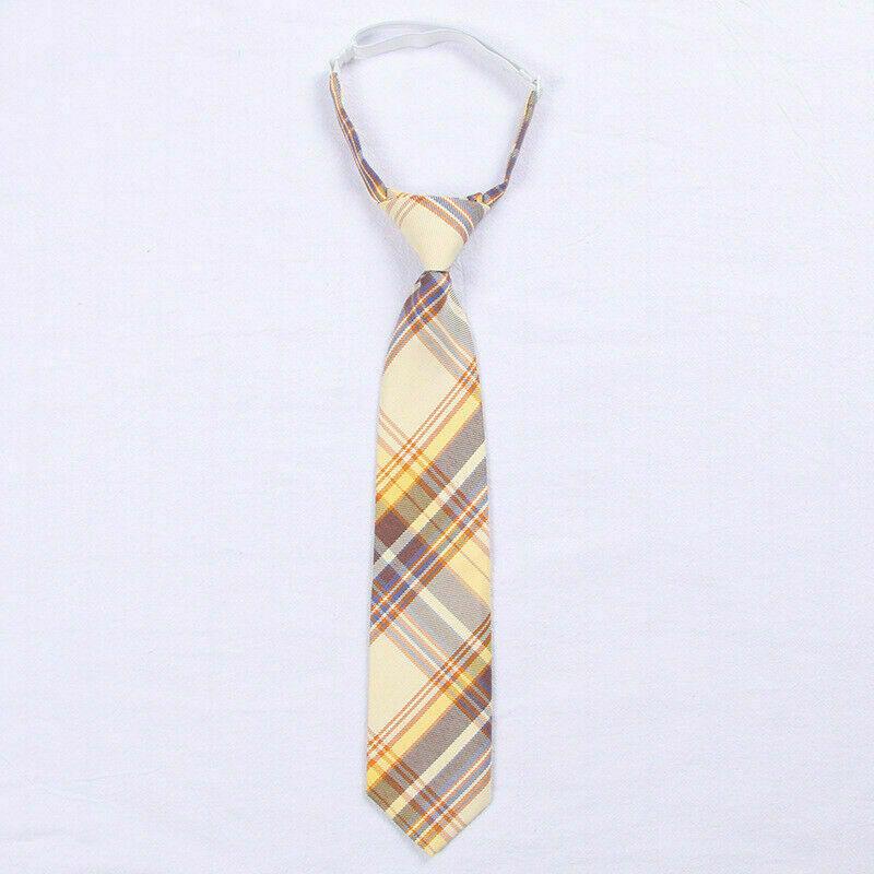 2x Women JK Bow Tie Neck Tie Japanese School Uniform Lolita Preppy Cosplay NR9