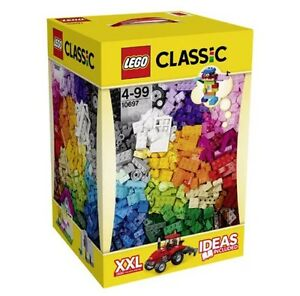 LEGO-10697-CLASSIC-XXL-EXTRA-LARGE-BOX-1500-pieces-Learning-Boy-Girl-Sealed-NEW