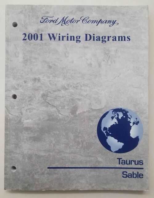 2001 Ford Taurus Sable Wiring Diagrams