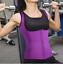 Sweat Yourself Slim Thermo Sauna Top// Vest  With Zipper.
