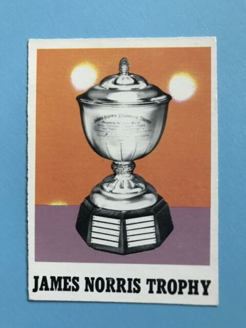 1970-71 James Norris Trophy Bobby Orr O-Pee-Chee Hockey Card #257