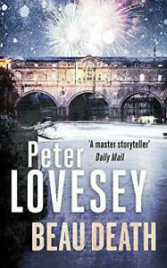 Beau-Death-Peter-Diamond-Mystery-by-Lovesey-Peter-NEW-Book-FREE-amp-FAST-Deli