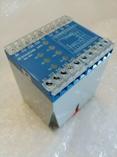 Schleicher Supply SNL 1001-17 18813319 DC 24V 230V 6A