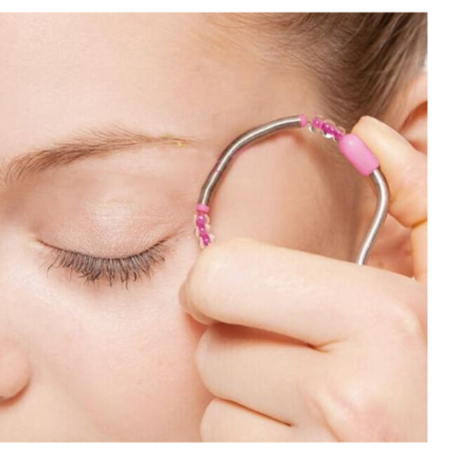 Facial Hair Epicare Spring Remover Epistick Threading Epilator Tool Makeup EB