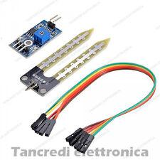 Modulo scheda shield Igrometro sensore umidità hygrometer shield arduino sonda