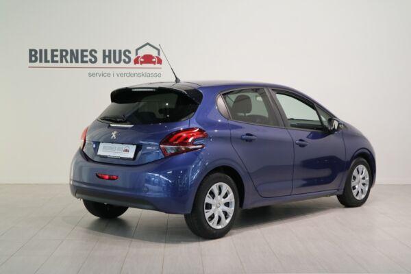Peugeot 208 1,6 BlueHDi 100 Active - billede 1