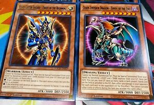 Yu-Gi-Oh Black Luster Soldier-Envoy of the Beginning