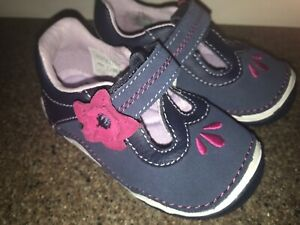 NEW STRIDE RITE SRT Teagan size 6 W WIDE 6W Toddler Girls ...