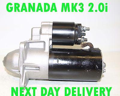 FORD GRANADA MK3 2.0i 1989 1990 1991 1992 1993 1994 RMFD STARTER MOTOR BOSCH