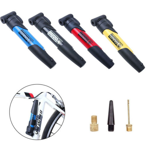 Mini Portable Hand Bike Pump Bicycle Motorcycle Tire Air Pump Bike Accessories