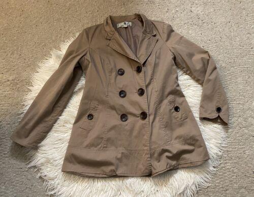 Joie XL Tan Trench Coat