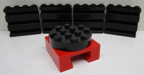 LEGO SLIDING TURNTABLE KIT train assembly 30516 rotating locking bottom grooved