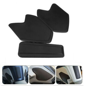 Black-Waterproof-PU-Motorcycle-Tank-Pad-Set-For-BMW-R1200GS-LC-Adventure-2014-ON