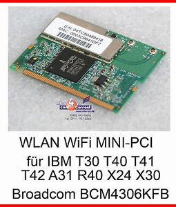 Lenovo ThinkPad R40e Broadcom LAN 64x