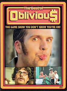 The-Best-of-Oblivious-The-Game-Show-You-Don-039-t-Know-You-039-re-On-DVD-2005