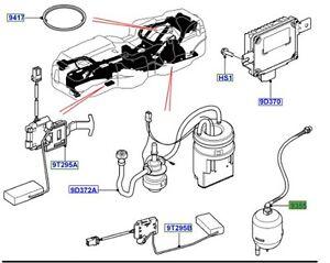 land rover genuine powertrain fuel pump filter range rover sport rh ebay com au rover 25 fuel system diagram range rover p38 fuel pump wiring diagram