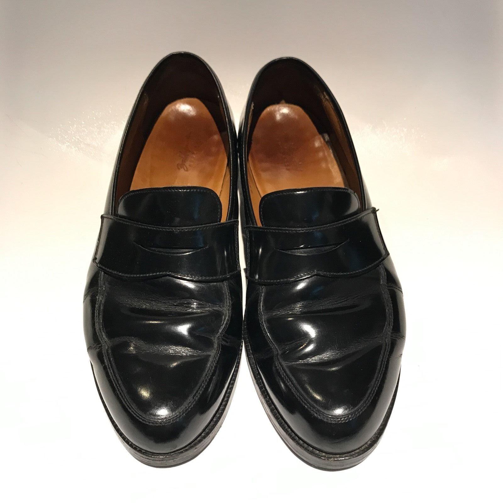 Hugo Loafers Boss for Baldessarini Penny Loafers Hugo 8EE 235 Last Made by Crockett & Jones c028c1