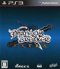 Phantom Breaker: Extra (Sony PlayStation 3, 2013) - Japanese Version