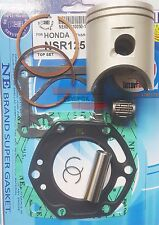 Honda NSR125 54mm Bore Top End Rebuild Kit Inc Piston, Gaskets & Small End
