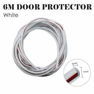 6M-Anti-Gomma-Adesivo-Striscia-Protezione-Collisione-Porta-Laterale-Guardia-Auto