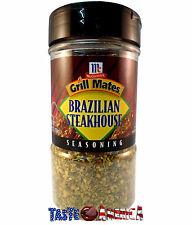 McCormick Grill Mates Brazilian Steakhouse Seasoning 184g Tub