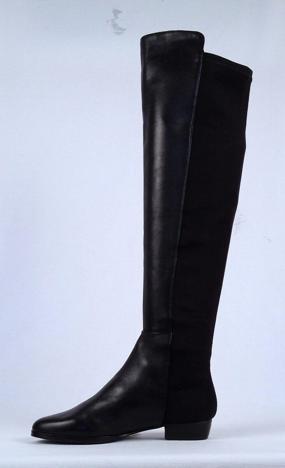 NEW   Vince Camuto '5050' Leder Over the Knee Nappa Leder '5050' Boot- Größe 5 M   (B34) bdcb6a