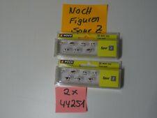 3 Buchen 50 mm hoch #NEU in OVP# BUSCH 6919 Spur Z