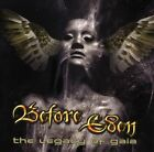The Legacy of Gaia by Before Eden (CD, Apr-2011, Rock It Up)