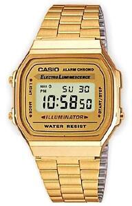 Casio-A-168WG-9E-Orologio-Batt-7anni-Illuminator-Crono-Vintage