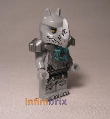 Lego Rogon from set 70131 Rogon/'s Rock Flinger Legends of Chima Rhino NEW loc059