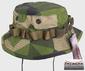 Adaptable Swedisch Camouflage M90 Swedish Tarn Camouflage Tacgear Bonnie Cap A S-afficher Le Titre D'origine