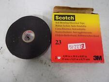 "- Scotch Self Bonding Electrical Tape Lot of 1/"" x 30/' 8x 23"