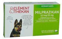 Milprazikan Vermifuge Pour Chiot Boite De 2 Comprimés