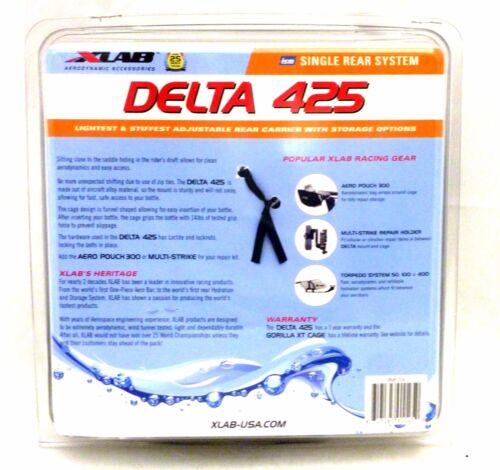 Xlab Delta 425 Carbon Cage Single Rear System X-Lab