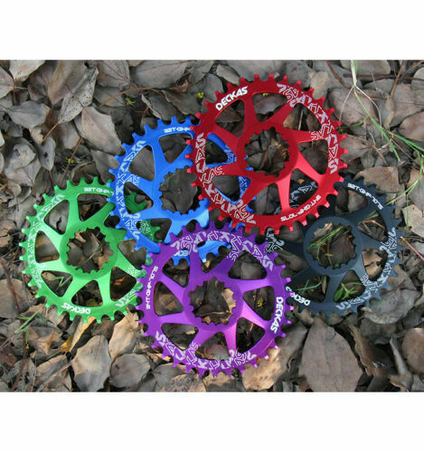 DECKAS MTB Bike GXP Chainring 32-38T Narrow Wide Direct Mount Chainwheel