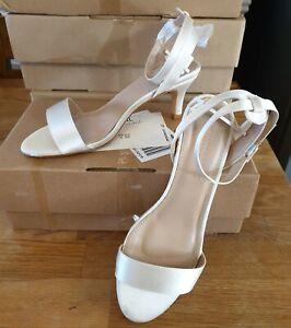 JD Williams Kitten Heel Strappy Sandals