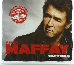 2x CD - Peter Maffay - Tattoos - A6058