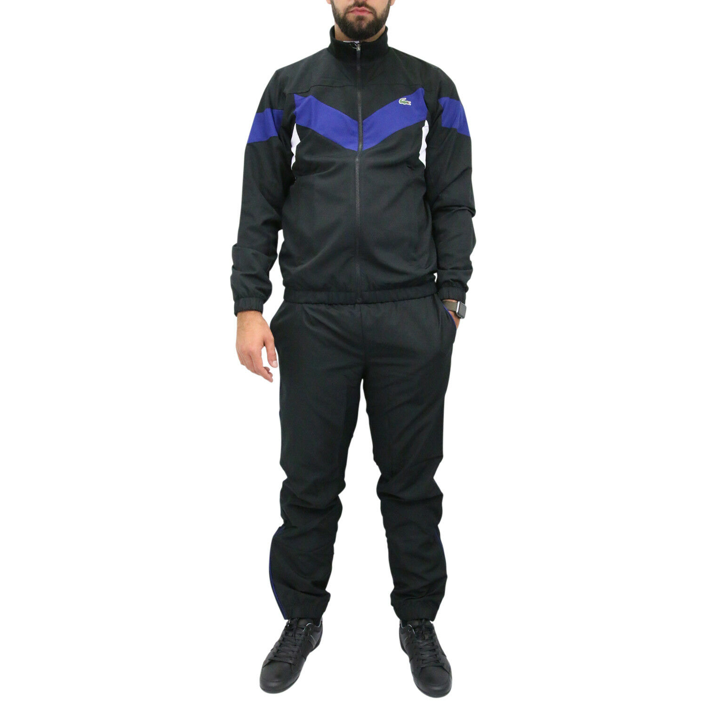 Lacoste Tennis-Trainingsanzug Jogginganzug Jogger Sport black WH7997 RL7