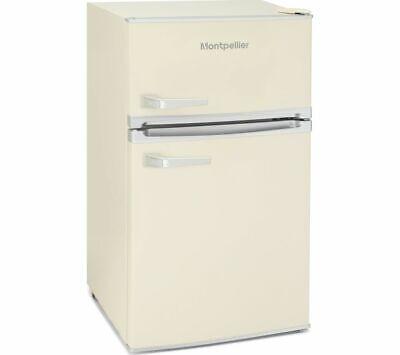 MAB2031C 88litre Mini RETRO Fridge Freezer Class A Cream