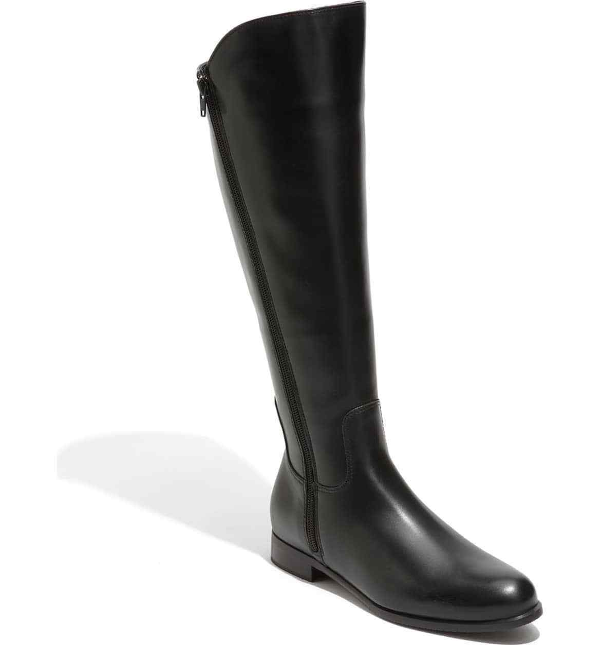 New La Canadienne Serafina Boots  Black Leather Leather Leather  US size  8.5 88d3b9