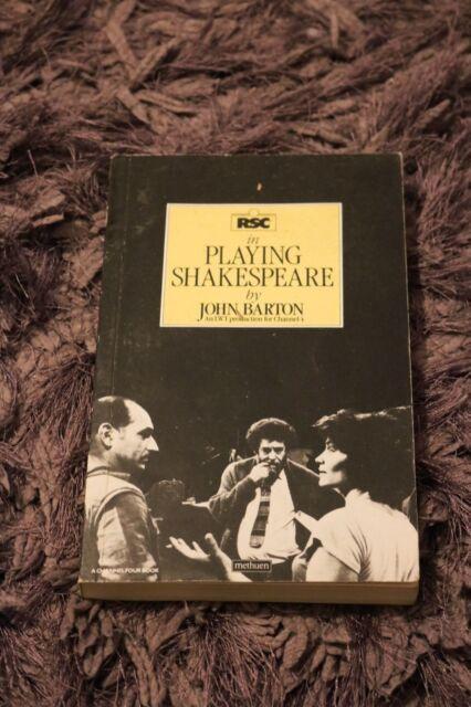 Playing Shakespeare by John Barton (Paperback, 1984)