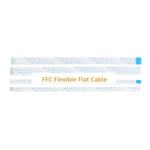 Pitch 0.5mm FFC//FPC Flexible Flat Cable 9-Pin 9P FPC Wire 20624 80C 60V VW-1