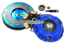 FX STAGE 3 CLUTCH KIT+ALUMINUM FLYWHEEL fits 1995-10 SUBARU IMPREZA 2.2L 2.5L NA